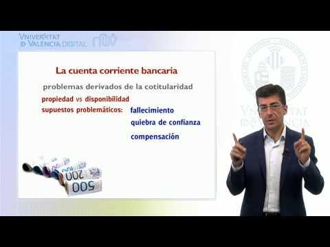 Los contratos bancarios (I)