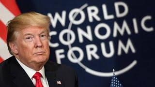 EMR: Los extraños sucesos en la mansión de Trump, después de alertar al mundo de la amenaza de Davos