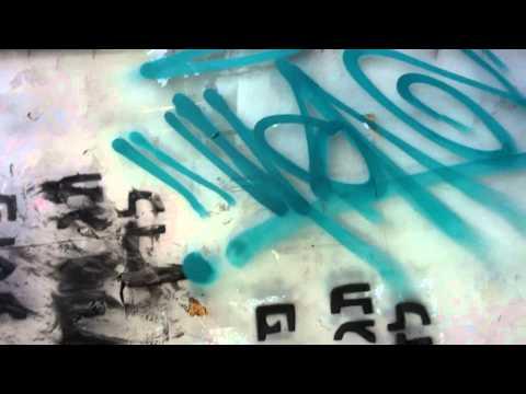 high street grafhity at Emek Refaim St. Jerusalem
