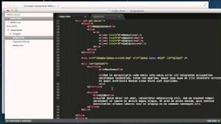 Responsive Web Design Intro & Free Template