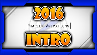 2016 YouTube Intro (Made with Adobe After Effects)