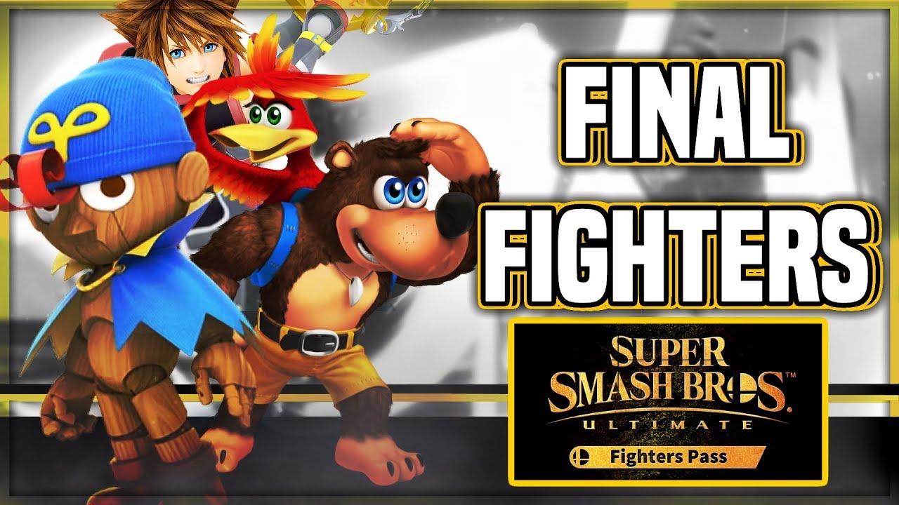 The Final 5 Possible Dlc Fighters Super Smash Bros Ultimate
