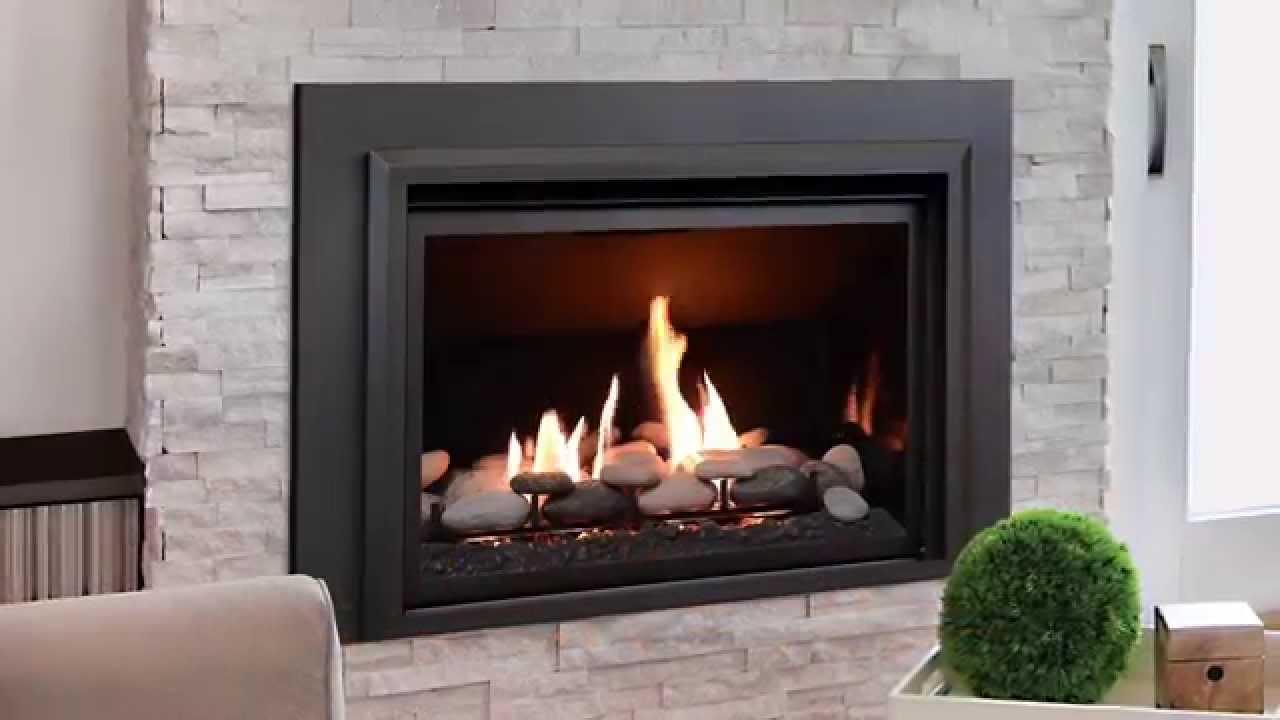 Kozy Heat Fireplace gas insert Chaska 34 Rock. Chaska 34 Rock - Kozyheatgallery
