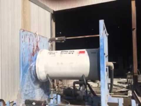 Pre-cast Concrete RRJ Pipe Testing
