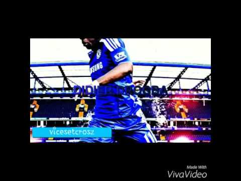 D.drogba the legend for CHELSEA !!!