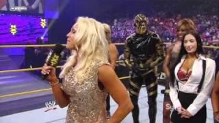 WWE NXT AKSANA FROM LITHUANIA (Alytus)