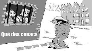 """QUE DES COUACS parodie """"Toc de mac"""" ALYZEE"""