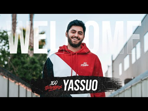 Yassuo Joins 100 Thieves!