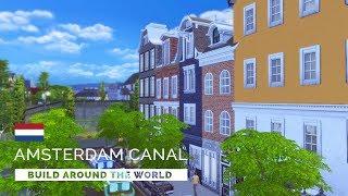 Sims 4     Speedbuild     Build Around the World - Netherlands