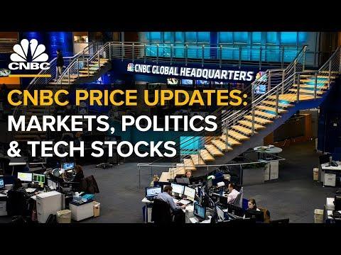 CNBC live price updates: Markets, politics and tech stocks — Friday, Aug   24 2018   CNBC