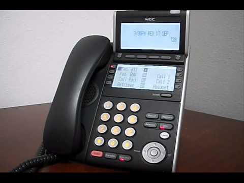 How to Adjust the Time on SV8100/SV9100 NEC Phone System