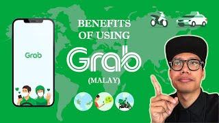 Easy Way to Use Grab I Benefits of using Grab (Malay)  #Grab screenshot 5
