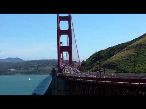 A Trip To Golden Gate Bridge In San Francisco | USA Sites Of Attraction | Things To Do