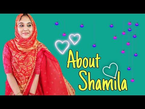 Download About Myself | Tamil Vlog | Shamila Vlogs