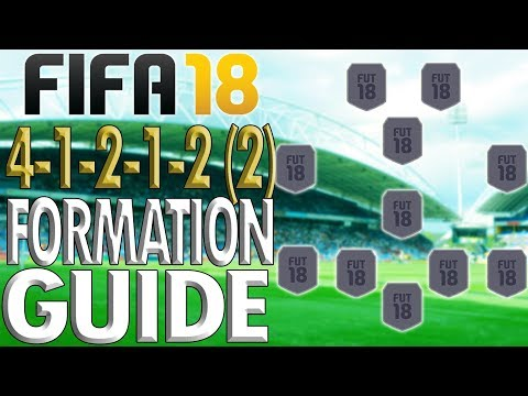 BEST FORMATION TO SWITCH TO MID-GAME!!: 4-1-2-1-2 (2) Formation Guide (Best Instructions)