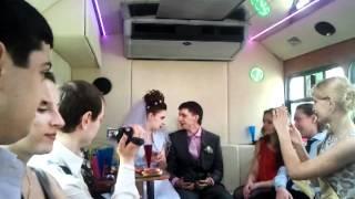 Лимобас на свадьбу от Retro-taxi.ru