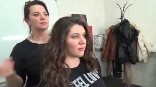 видео Фотосессия в ожидании в студии
