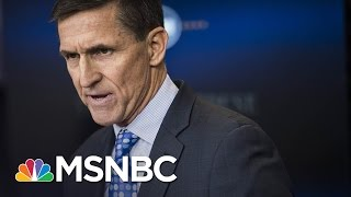 Defense Department Opens Investigation Into Michael Flynn's Russia Payment | MSNBC