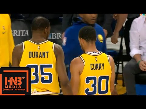 Golden State Warriors vs Indiana Pacers 1st Qtr Highlights | March 21, 2018-19 NBA Season