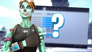 THE NEW BEST FORTNITE SENSIBILITY THAT WILL MAKE YOU IMPROVE TOO MUCH AND WILL GIVE YOU AIMBOT* #HereticsYo