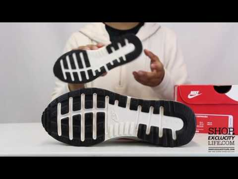 the best attitude 1c0e1 4e728 Nike Berwuda Pure Platinum Gym Red Unboxing Video At Exclucity - YT