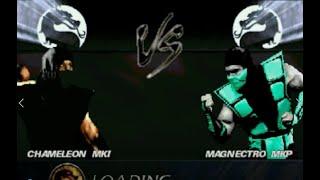 (1/16) Magnectro MKP vs Chamel…