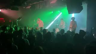 Fontaines D.C. Televised Mind (new song) Barcelona, Sala Apolo 02/11/2019