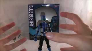 S.H.Figuarts Blue Buster Review