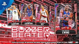 NBA 2K20 - MyTEAM: Buzzer Beater #4 | PS4