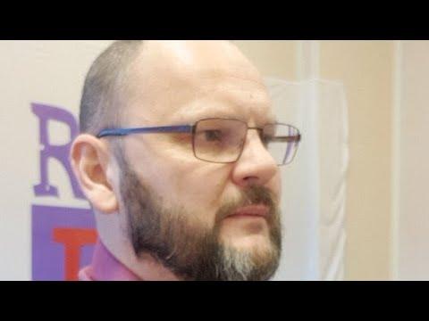 Руслан Панкратов на радио PIK100FM 22.01.2019