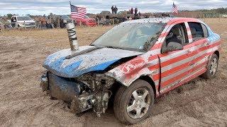 Demolition Car Race - Trucks Gone Wild 2019