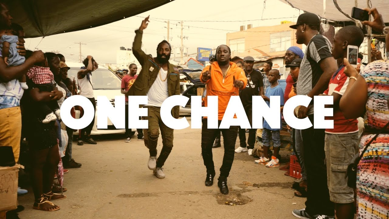 "I-Octane: ""One Chance"" Ft. Ginjah"