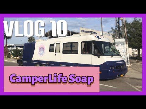Camperlife soap - Vlog 10 - Travel2Wonderland