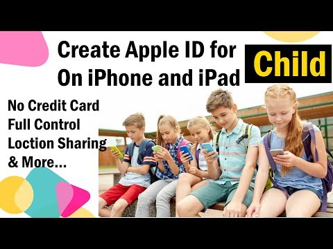how-to-create-apple-id-for-child-on-iphone/-ipad-without-credit-card