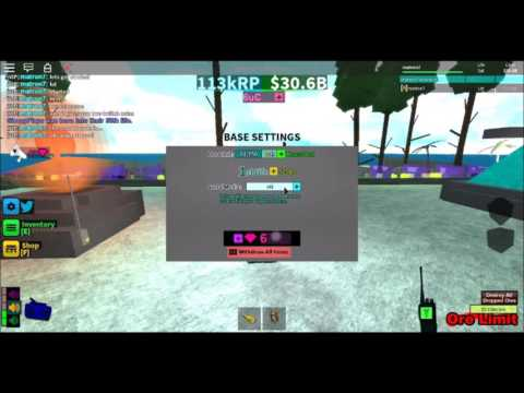 ROBLOX MINERS HAVEN 2 CODES!!!!!!!!!!