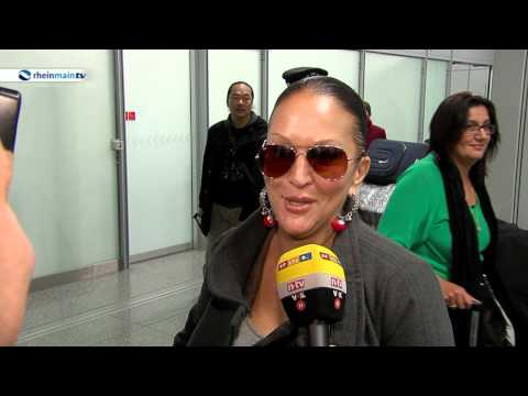 Allegra Curtis im Interview nach dem Dschungelcamp