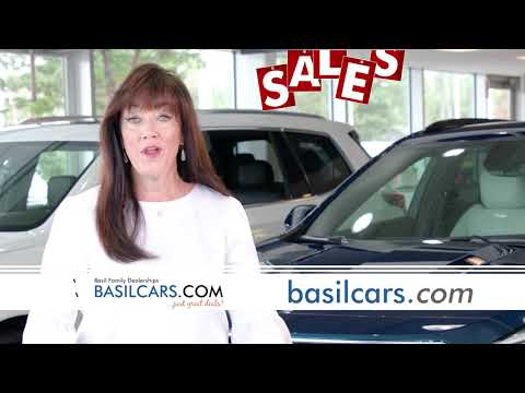 Basil Family Dealerships Labor Day Sales Event