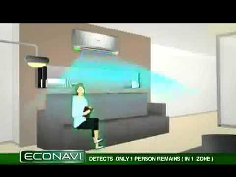 Panasonic Inverter Air Conditioners Youtube