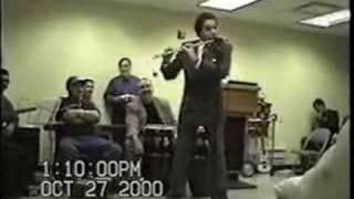 Dave Valentin Flute solo