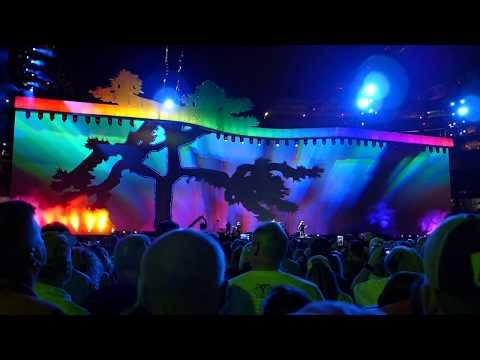 U2 - Beautiful Day - Gillette Stadium June 25, 2017