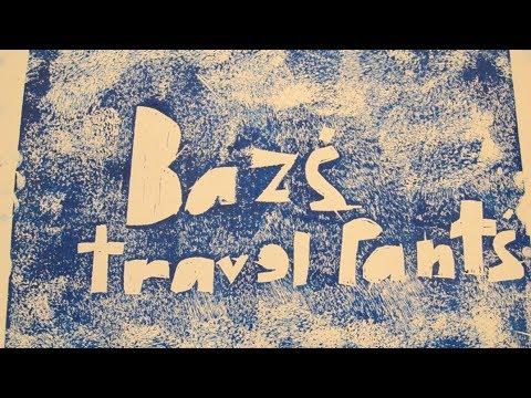 Baz's Travel Pants