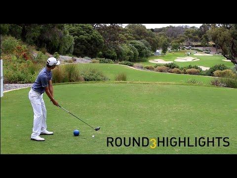 WA Open Round 3 Highlights
