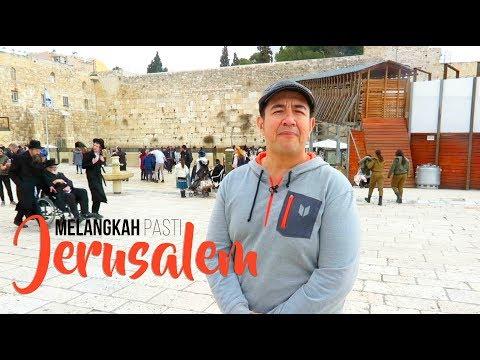 LUBANG JARUM ITU APA SIH? (JERUSALEM) #MELANGKAHPASTI