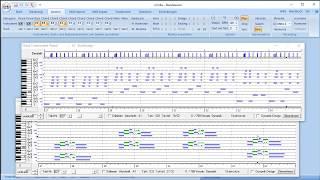 Wie aus MIDI Files originalgetreue Begleitungen entstehen