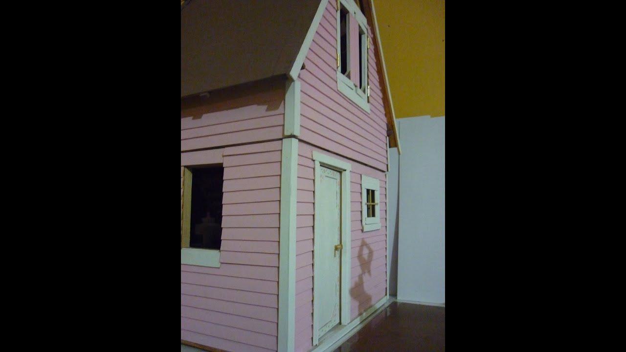 Mi primer casa de muecas como hacer una casa de muecas