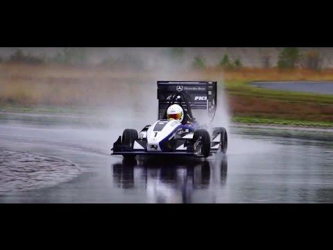 Formula SAE Pure Sound Compilation - Testing