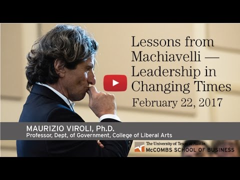 On Machiavelli — Advice from Italy's (In)famous Military Strategist