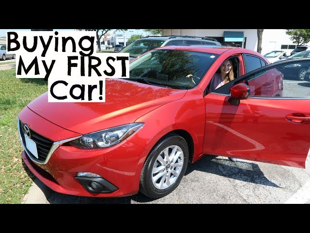 BUYING MY FIRST CAR (Age 16)