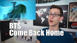 BTS - Come Back Home MV Reaction
