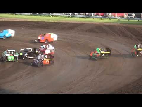 BCS Micro Mod feature Benton County Speedway 7/29/18